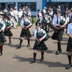 Pipes, Drums and Dancers of Queen Victoria School
