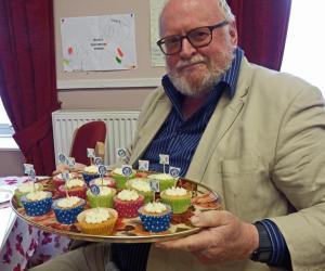 Uddingston 50th cakes