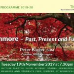 Caley Lecture – 19th November