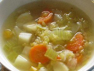 p&G chunky soup